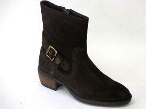 Bluetag Vega Stiefel Leder schwarz 163615
