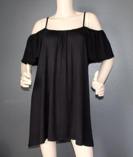LARGE TUNIC  OFF SHOULDER DRESS SUMMER DRESS SUPER CONFY
