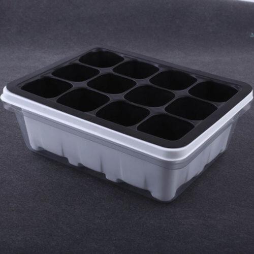 Pflanze Samen wachsen Box Einsatz Sämling Tablett Vermehrung Zuverlässig