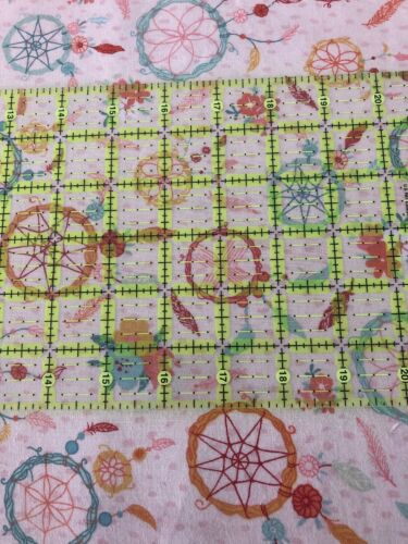 100/% Cotton Fabric Nathan Forever Friends By Rosina For A.E By 1//4m