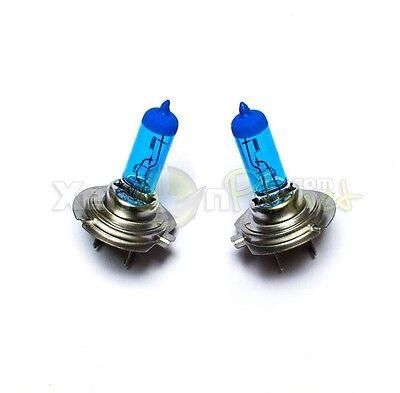 2PCS H7 55W 5000K XENON HID WHITE EFFECT LOOK HEADLIGHT LAMPS LIGHTS BULBS X1Z1