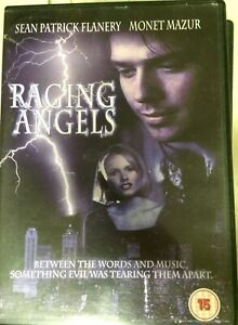 Raging-Angels-DVD-1995-Thriller-Movie-with-Sean-Patrick-Flanery