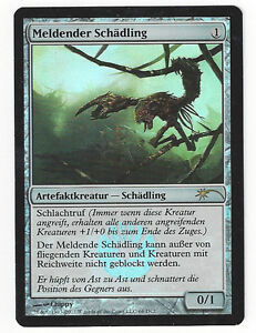 TCG-138-MtG-Magic-the-Gathering-Meldender-Schaedling-Gateway-Promo-Foil-Promo