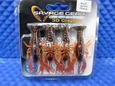 Savage Gear 3d Craw Fish Iodine Scent Floating Fishing Lure Candy for sale online