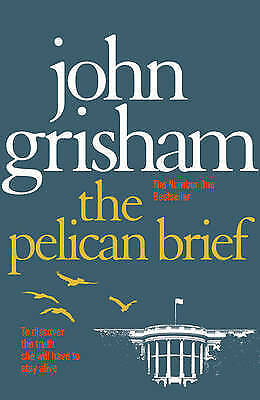 1 of 1 - Grisham, John, The Pelican Brief, Very Good Book