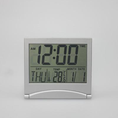 Digitalzeitprojektor Temperatur Luftfeuchtigkeit Wettervorhersage Wecker Reise
