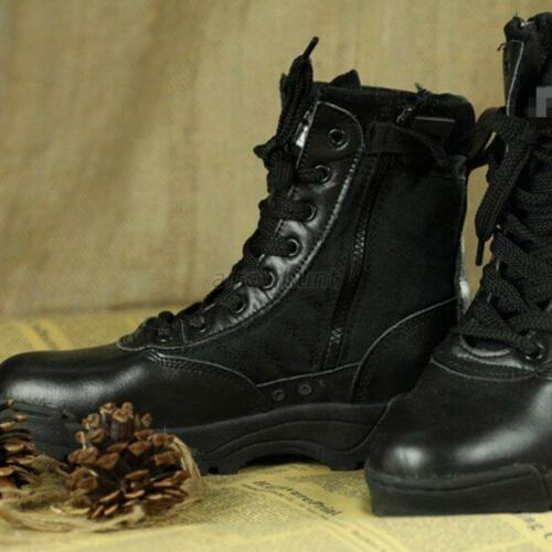 Mens Tactical Forced Entry Deployment Boots Army Combat Military Duty Shoes