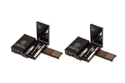 2 X AC Professional Eyebrow Kit Complete Kits  Sealed