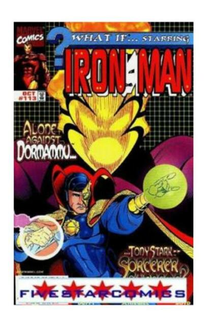 What If 113 Oct 1998 Marvel For Sale Online Ebay
