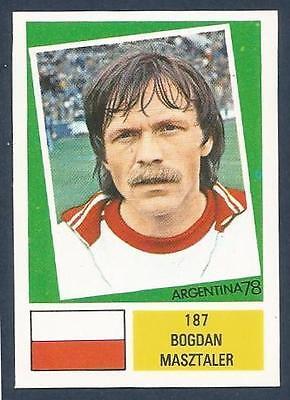 FKS 1978-ARGENTINA 78 #257-DENMARK-OVE FLINDT BJERG