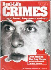 Real-Life Crimes Magazine - Part 103