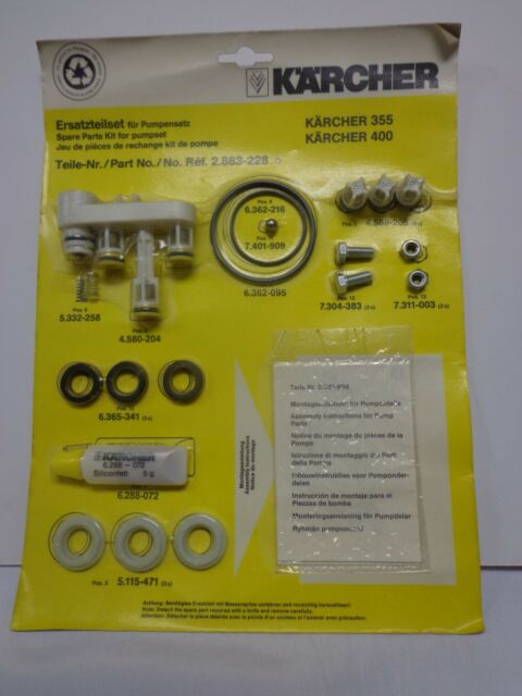 Karcher 2.880-283.0 Pump Kit HDS 750//950//955//1001