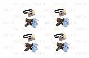 YRTS-Playmobil-Serie-8-Lote-4-Pistolas-Espaciales-con-Cinturon-New