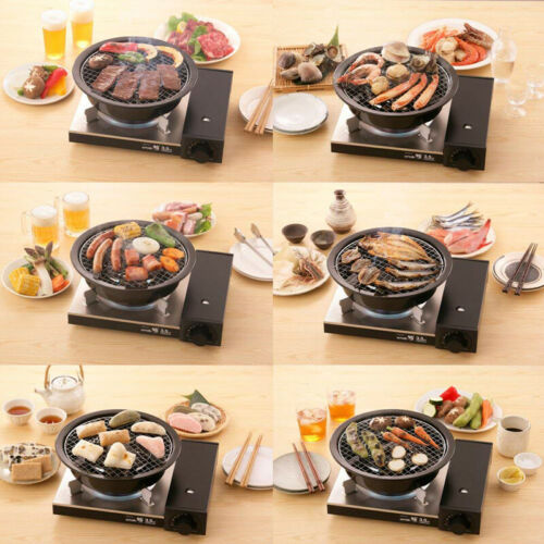 Iwatani Grill Pan for Cooking Stove CB-P-AM3 BBQ Yakiniku