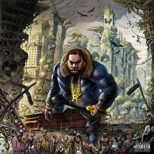 Raekwon - The Wild [New CD] Explicit, Digipack Packaging