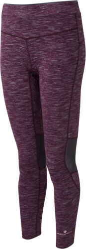 Ronhill Infini Femme Long Running Collants-Violet