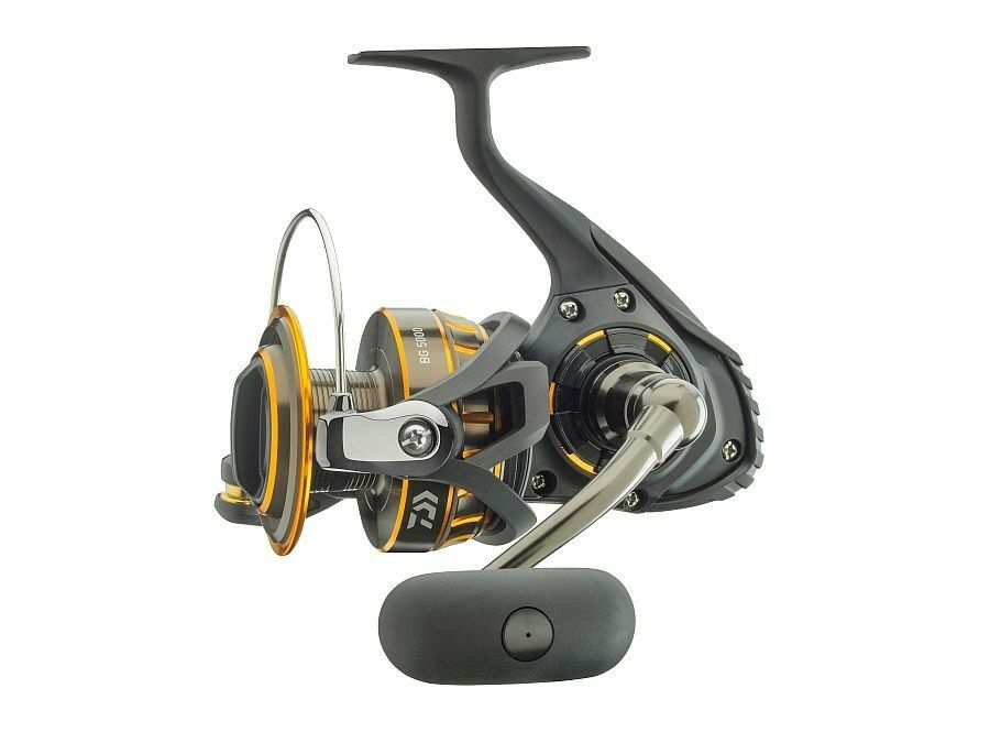 Daiwa BG Talla 1500-8000 sea reel HARDBODYZ® reel body