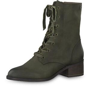 Tamaris Stiefel Stiefeletten Boots Trachten Dirndl braun
