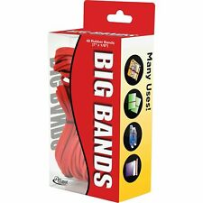 Alliance Rubber 00699 Big Bands For Oversized Jobs 48 Pack Of Large Elastic