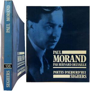 Paul Morand 1984 Bernard Delvaille Seghers Poètes D'aujourd'hui RéSistance Au Froissement