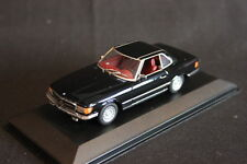 Minichamps Mercedes-Benz 350 SL Cabriolet Hard Top 1:43 Black (JS)
