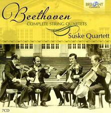 Suske-Quartett - Complete String Quartets [New CD]