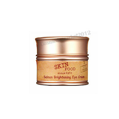 SKINFOOD [Skin food] Salmon Brightening Eye Cream 30g Free gifts