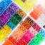 1000pcs-5mm-in-Plastica-Hama-Perler-Beads-per-educare-bambini-bambino-regalo-Candy-Colore miniatura 2