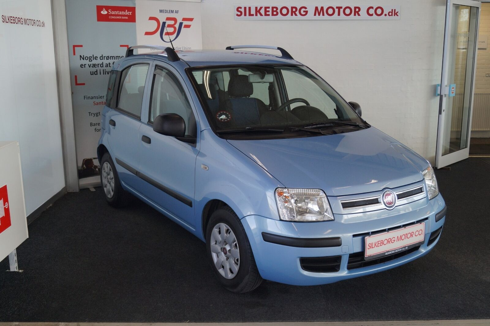 Fiat Panda 1,2 Dynamic ECO 5d - 24.000 kr.