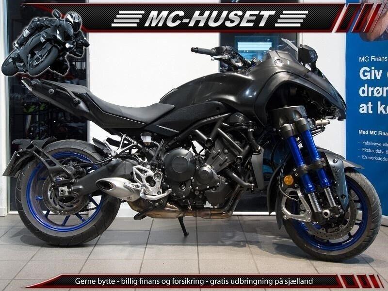 Yamaha, Niken, ccm 847