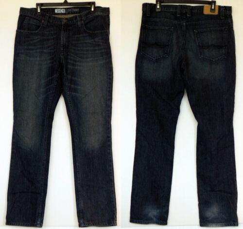 Distress Free Jeans Fit Messenger Skinny World Tagu Blue Dark ffAw0vqS