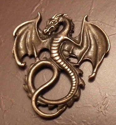 Dolls house miniature Dragon Metal Wall Shield fireplace Picture Welsh Fire LGW
