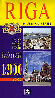 1 of 1 - Riga: 2006 by Jana Seta (Paperback, 2006)
