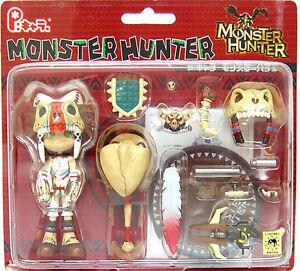 Pinky Street Pinky:st P:chara PC2020 Monster Hunter Bone Figure Set Anime Japan