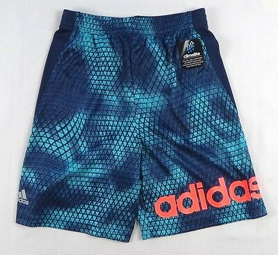adidas Boys' Active Logo Short sizes 4