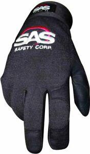 Sas-Safety-SAS-6654-Mx-Pro-tool-Mechanics-Safety-Gloves-Black-X-large