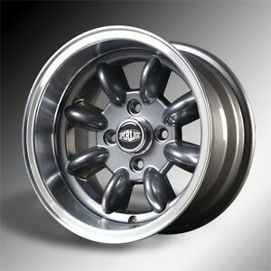 Jbw Caterham 7x13 Minilight Design Alloy Wheels X 4 New Ebay