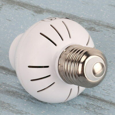 E27 Microwave Radar PIR Motion Sensor LED Light Lamp Bulb Switch Socket 110/220V