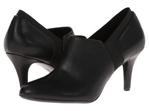 New Calvin Klein Klein Calvin Women's Jacinda Black/Black Sz 7M,7.5M 6e2bf1