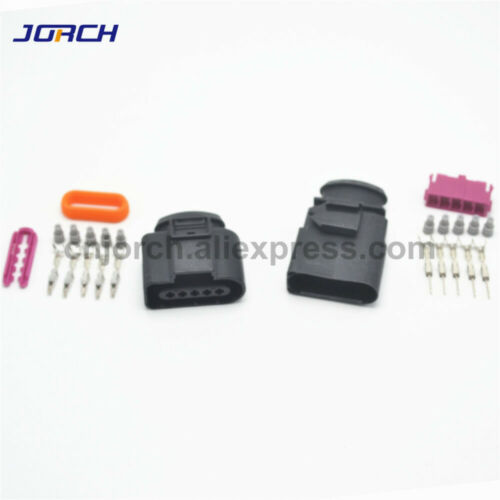 5pin 1.5mm waterproof female male VW Audi wire connector 1J0973705 automotive