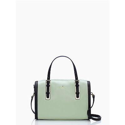 Kate Spade Handbag Bedford Square Kinslow Tote Shoulder Bag in Mint-NWT-RP$398