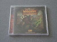 World Of Warcraft Cataclysm Soundtrack Wow Sealed Jewel Case 2010