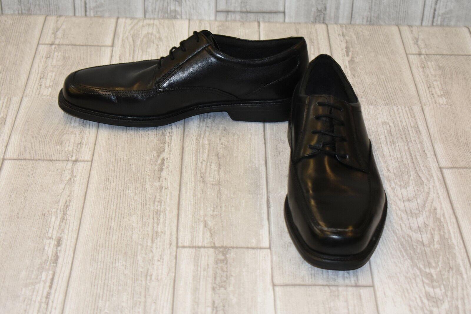 Bostonian Ipswich Oxford shoes - Men's Size 11W - Black