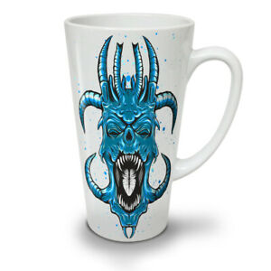 Blue Satan Horror Fantasy NEW White Tea Coffee Latte Mug 12 17 oz   Wellcoda