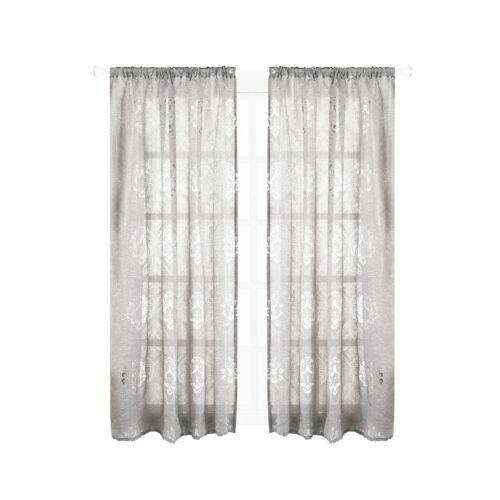 √100x130//200//250cm Vorhang Marokko Schnittblumen Blase Gardinen Wohnzimmer Deko