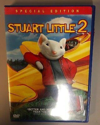 Stuart Little 2 Dvd 2002 43396078192 Ebay