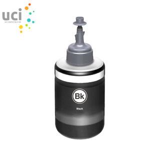 Details about Black Ink Refill for Epson Ecotank ET-3600 ET-4550 ET-1650  140ML