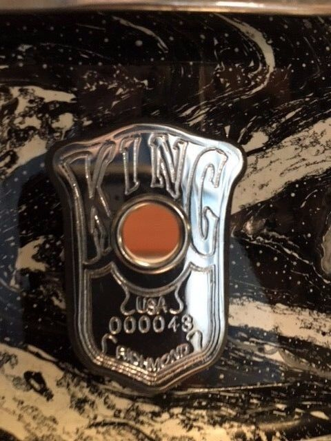 King Drum KKD144-GS - beautiful