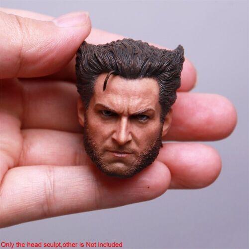 """1//6 Scale X-Men Wolverine Hugh Jackman Clothes Suit For 12/"""" Figure Body Hot Toys"""