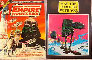 1st real boba fett 1980 star wars the empire strikes back special edition comic | ebay